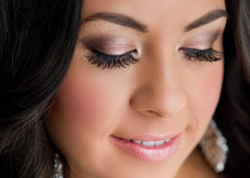 Макияж глаз. Пять этапов нанесения макияжа