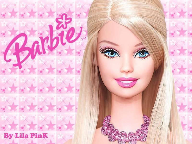 Макияж в стиле Барби (Barby) - кукольный макияж