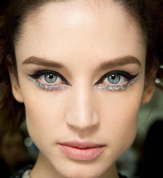 Новогодний макияж: тенденции зимнего макияжа