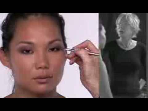 Макияж на вечер для азиатских глаз