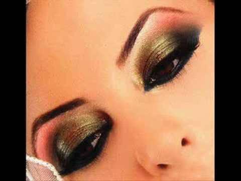 Восточный и арабский макияж глаз