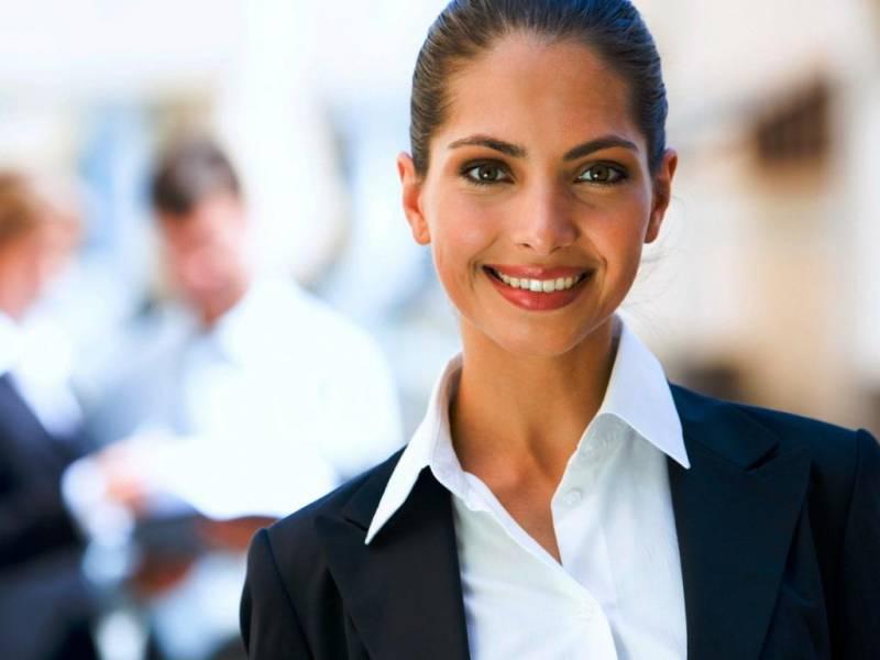 Макияж деловой женщины