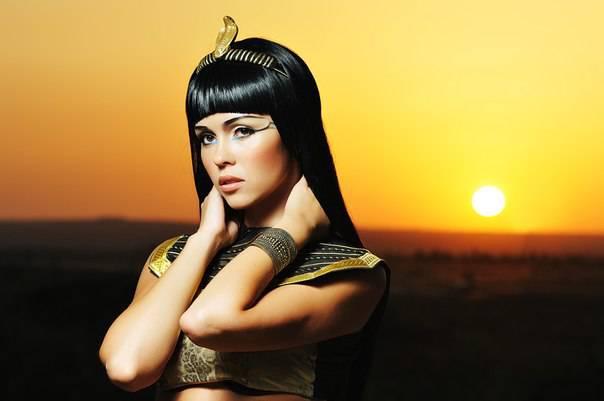 Девушки египтянки