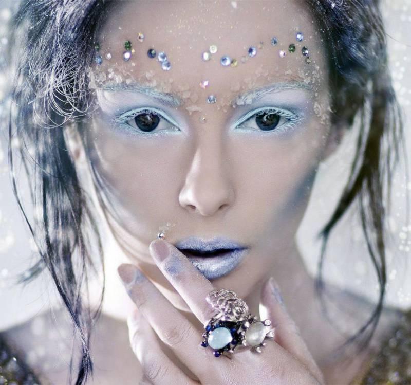 Секреты фантазийного макияжа