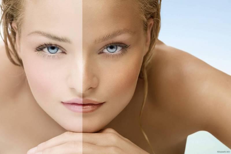 Идеальный макияж для загорелой кожи
