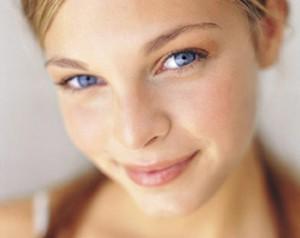 натуральный макияж лица