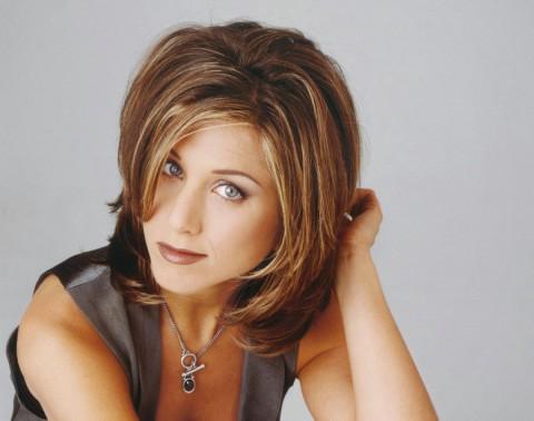 пример макияжа 90-х